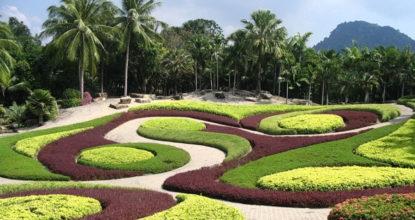 Самые красивые сады в мире