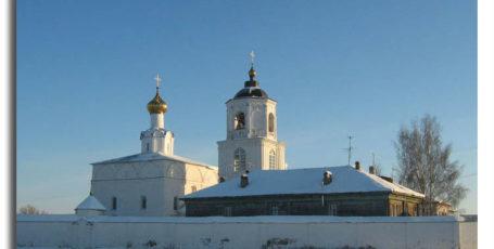 Васильевский монастырь в Суздале